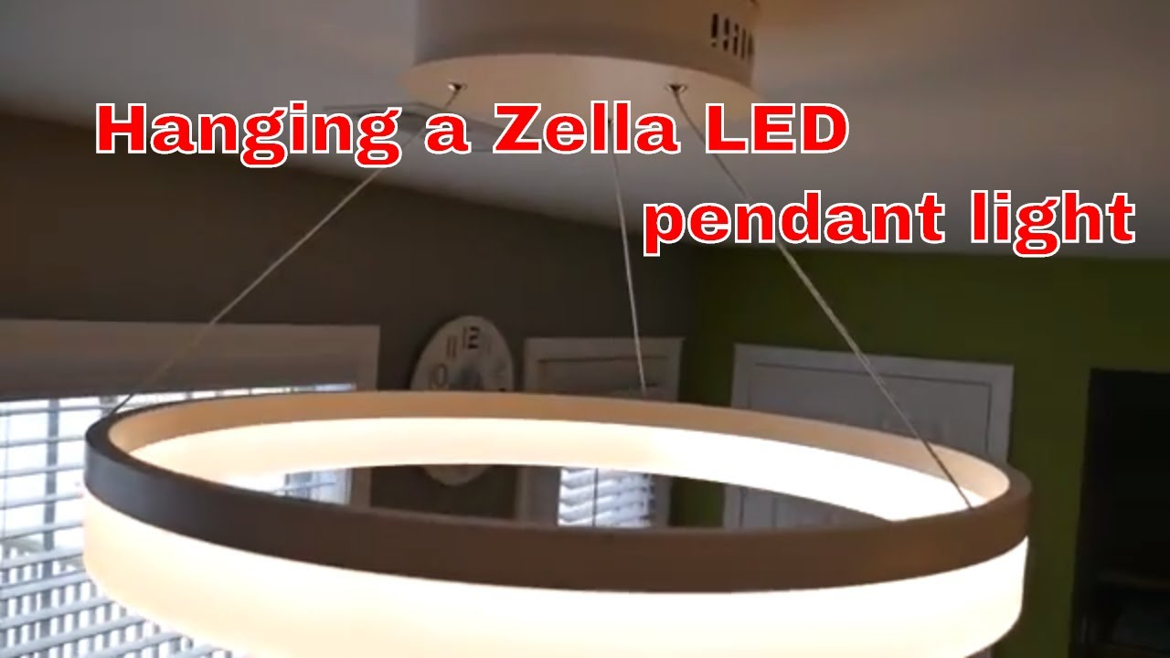 How To Hang A Ceiling Light