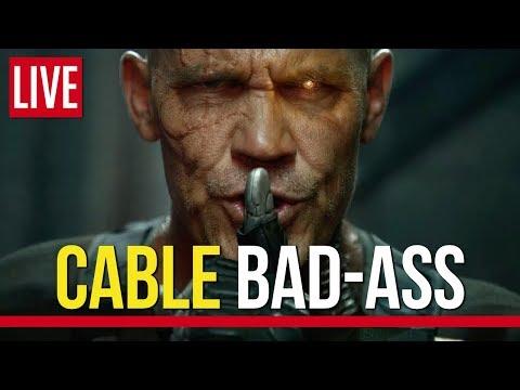 Cable vai ser a melhor coisa de Deadpool 2?