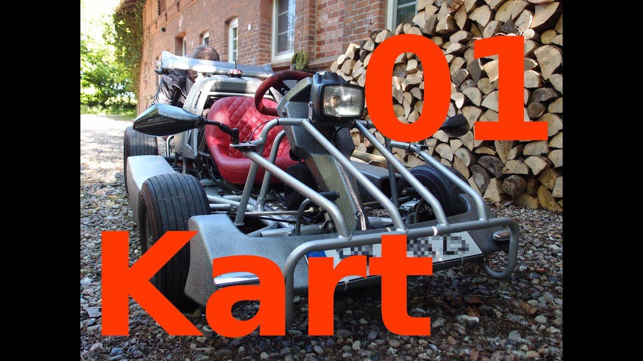 mcdonald 39 s drive thru with f kart 170 go kart german. Black Bedroom Furniture Sets. Home Design Ideas