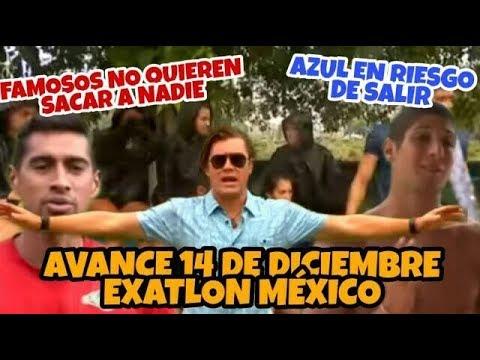 AVANCE 14 de Diciembre EXATLON MÉXICO | ¿CONTENDIENTES pierden a un INTEGRANTE?