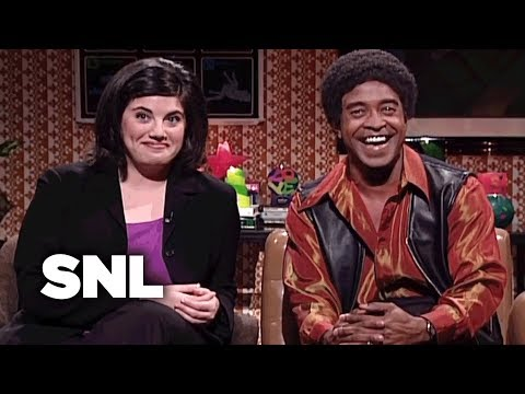 The Ladies Man: Monica Lewinsky - SNL
