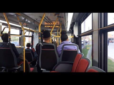 TTC 2014 NovaBus LFS-A Diesel #9143 - 41E Keele Express