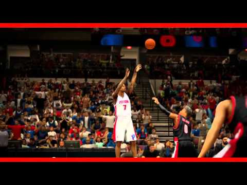 NBA 2K14 Official Trailer