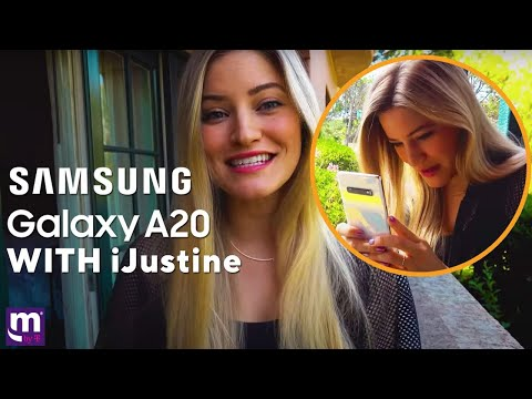 Samsung Galaxy A20 With IJustine   Metro By T-Mobile