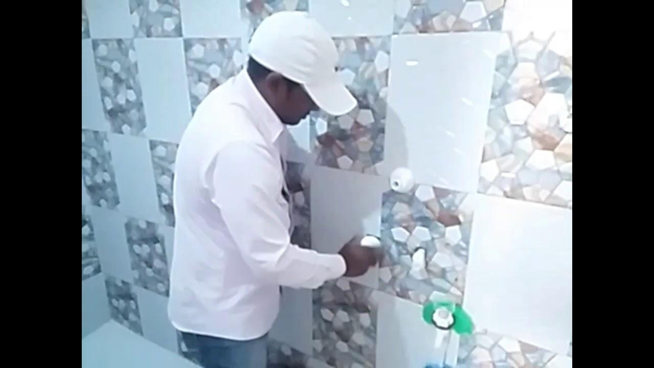 bathroom wall mixer installtions(hindi) अपने से करे ...