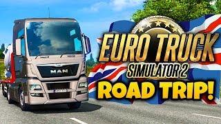 THE ULTIMATE ENGLISH ROAD TRIP! - Euro Truck Simulator 2