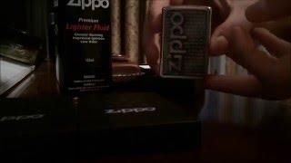 Обзор оригинальной зажигалки Zippo и аксессуаров
