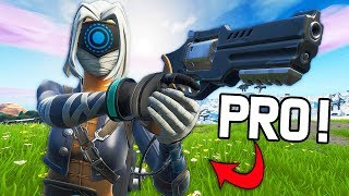 I'm PRO PRO THANKS TO THIS NEW SKIN ON FORTNITE!