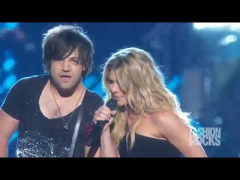 """The Band Perry - """"DONE"""" Live At Fashion Rocks 2014"""