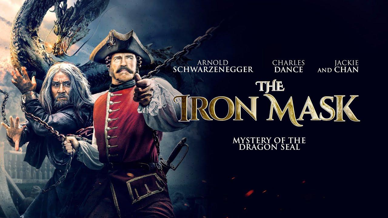 Arnold Schwarzenegger vs. Jackie Chan in The Iron Mask trailer
