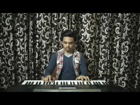 The GUNGROO Song ___war ___piano Cover ___chirag M Nanwani
