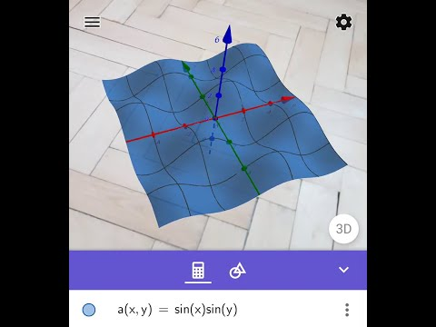 GeoGebra 3D Calculator - Apps on Google Play