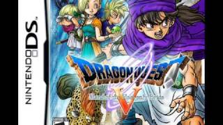 Dragon Quest V DS Music - The Ocean