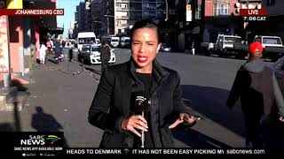 Looting in Bree street | Gillian Pillay reports