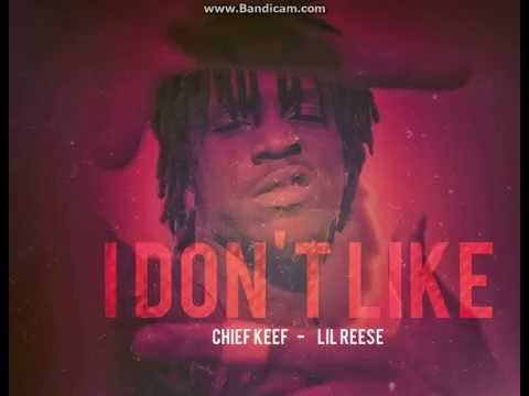 Chief Keef - I Don't Like-FAST