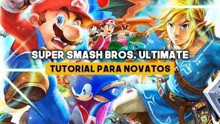 Smash Bros ULTIMATE: tutorial y CONSEJOS para NUEVOS jugadores
