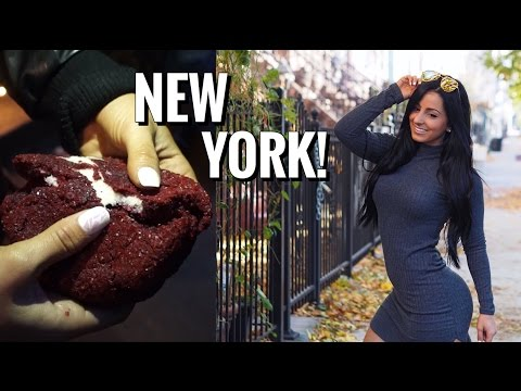 YouTubers In New York   Fitness and Food Porn
