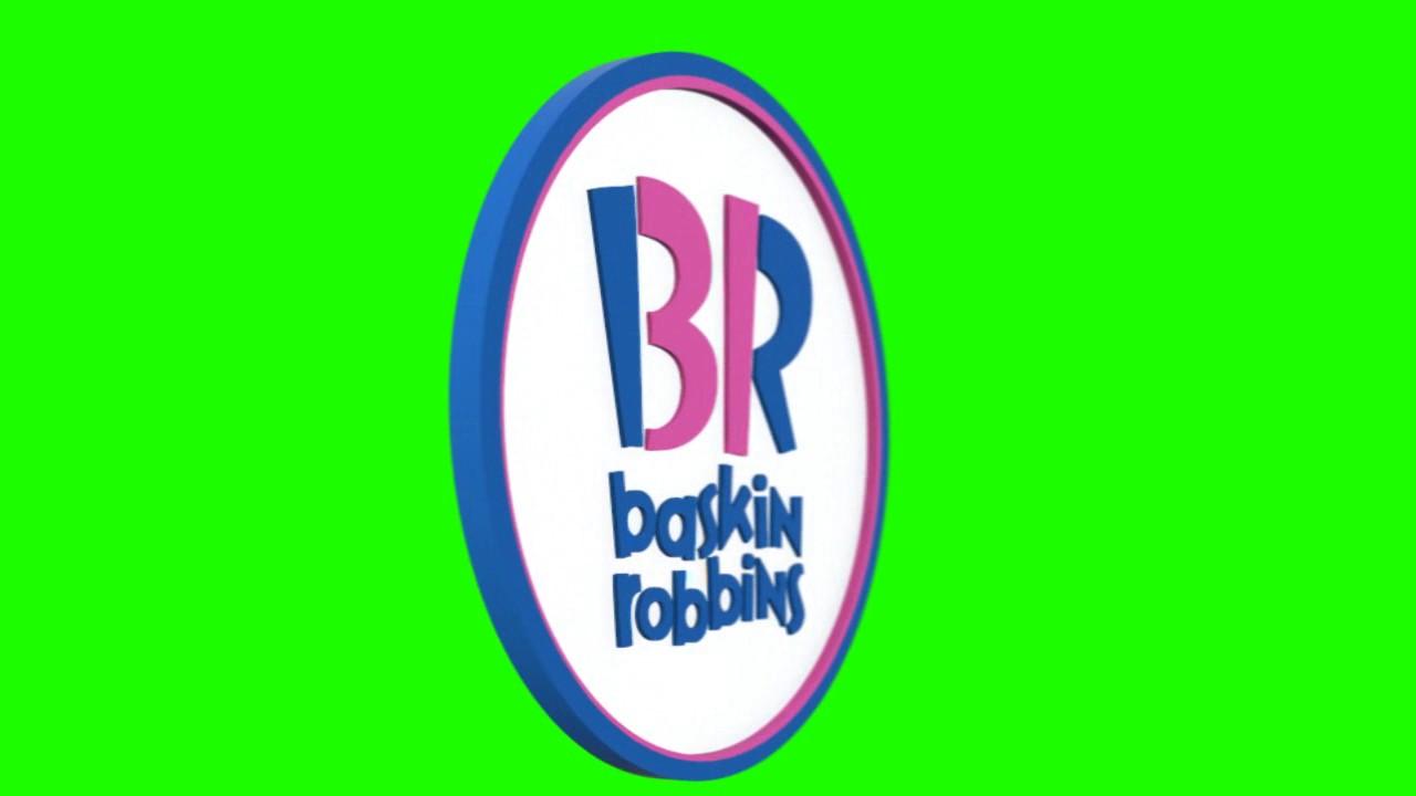 Baskin Robbins Logo Chroma