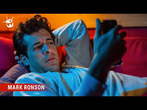 Mark Ronson reads Late Night Texts from the triple j textline