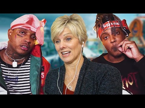 Mom Reacts to Nuketown - Ski Mask The Slump God & Juice Wrld