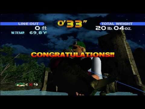Sega Bass Fishing - XBOX 360