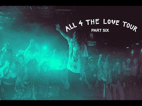 YUNG PINCH - ALL 4 THE L💔VE TOUR PT. 6 [RECAP VIDEO]