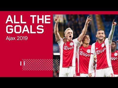 ALL THE GOALS - Ajax in 2019 | 163 goals, a NEW record! 💥