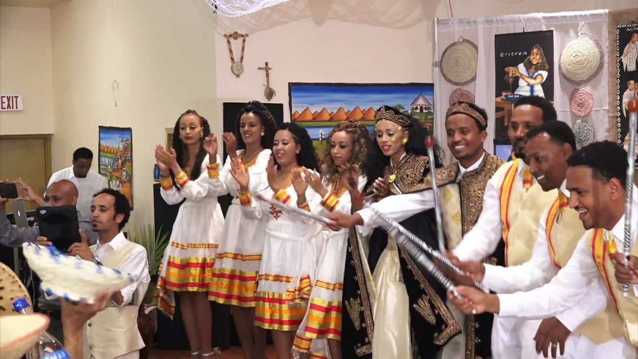 Eritrean Wedding Rahwa Ephrem