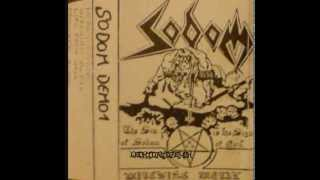 Sodom - Witching Metal [First RARE Demo!!