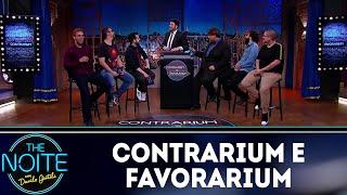Baixar Contrarium Favorarium | The Noite (14/12/18)