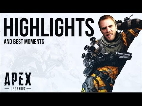 Clutchy The Clutch (Apex Legends Highlights and Funny Moments)