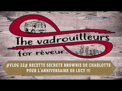 #vlog-22#-recette-secrete-brownie-de-charlotte-pour-l'anniversaire-de-lucy-!!!