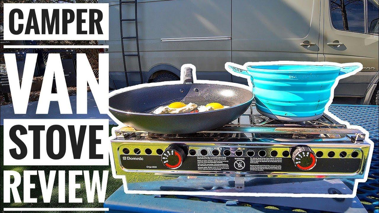 Portable Camp Stove Review Dometic Origo 3000 Camper Van Stove