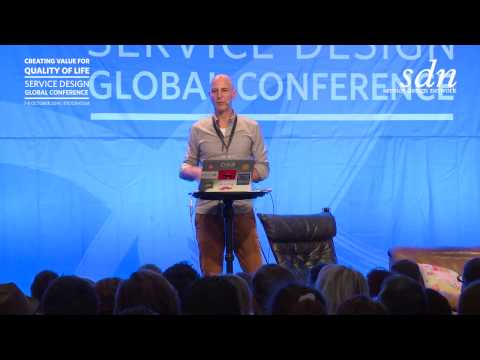A World Where We Can Belong Anywhere by Mark Levy from Airbnb