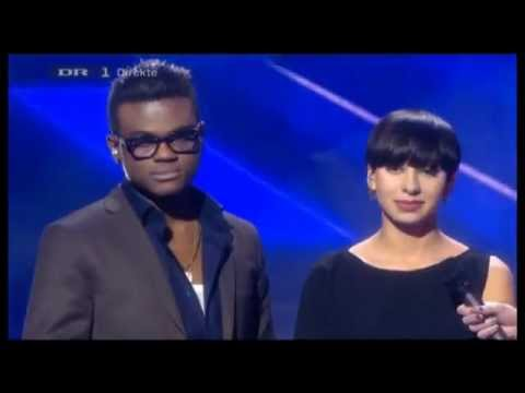 X Factor 2012 - Nicoline Simone & Jean Michel - My Body Is A Cage