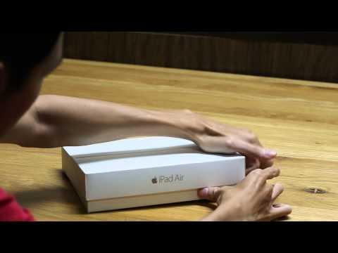 Tinhte.vn - Đập hộp iPad mini 3 và iPad Air 2 chính hãng