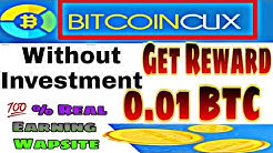 EARN FREE BITCOIN 0.01 BTC | BITCOINCLIX | 💯 Real Earning Site 2020 By Dailynete