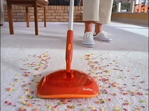 Swiffer Carpet Flick Carpet Sweeper Youtube