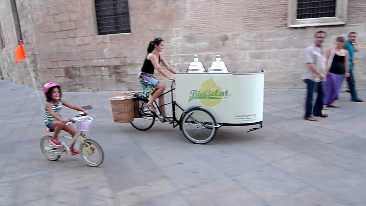 Bicicleta Y Silla Bebe