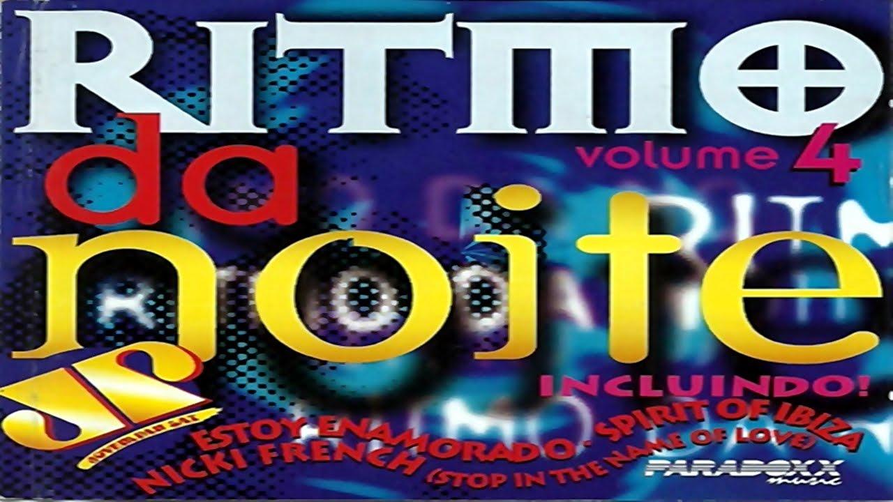 RITMO DA NOITE VOL. 04 [1996] - Jovem Pan [Paradoxx Music]