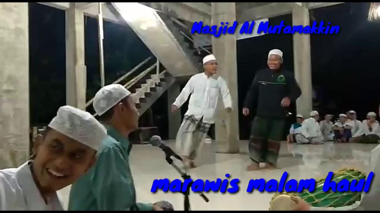 MARAWIS MALAM HAUL Full MASJID AL Mutamakkin  2020