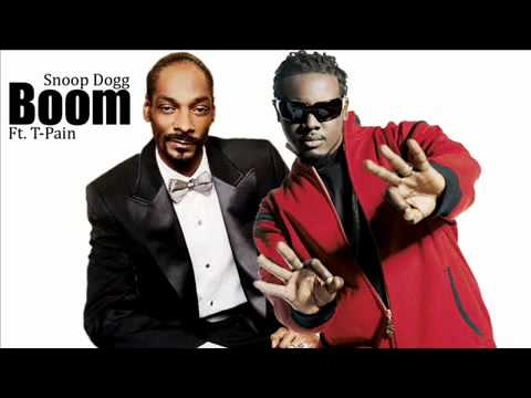 Boom  Snoop Dogg Ft TPain