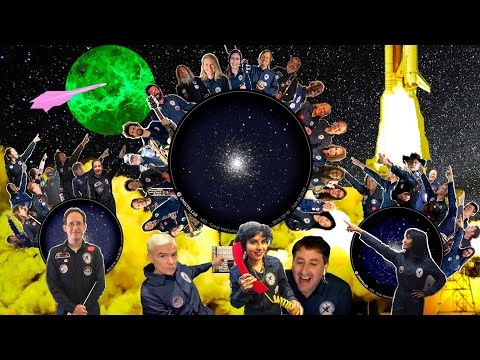 Wherever You Go (w. The International Space Orchestra)