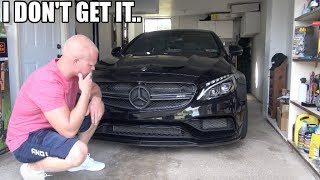 Having this shop modify my Mercedes was a mistake..
