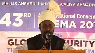 Majlis Ansarullah Ijtema held in Nigeria