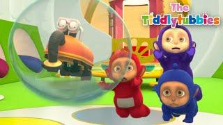 Tiddlytubbies BARU Season 4 ★ Episode 14: Meniup Gelembung! ★ Tiddlytubbies 3D Full Episodes