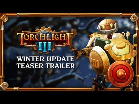 Torchlight III - Winter Update Teaser Trailer