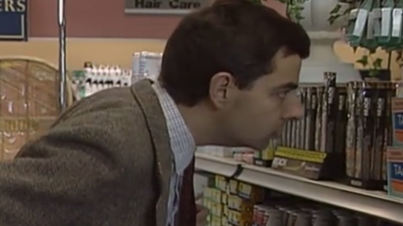 Shopping for toiletries mr bean official youtube shopping for toiletries mr bean official solutioingenieria Choice Image