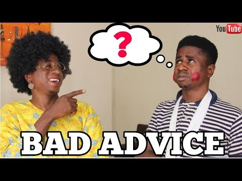 Download Never Follow Bad Advice In An African Home  | Mc Shem Comedian