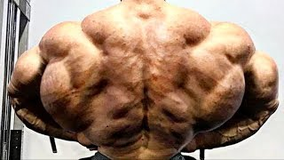 The Best Backs In Bodybuilding - Back Day Workout
